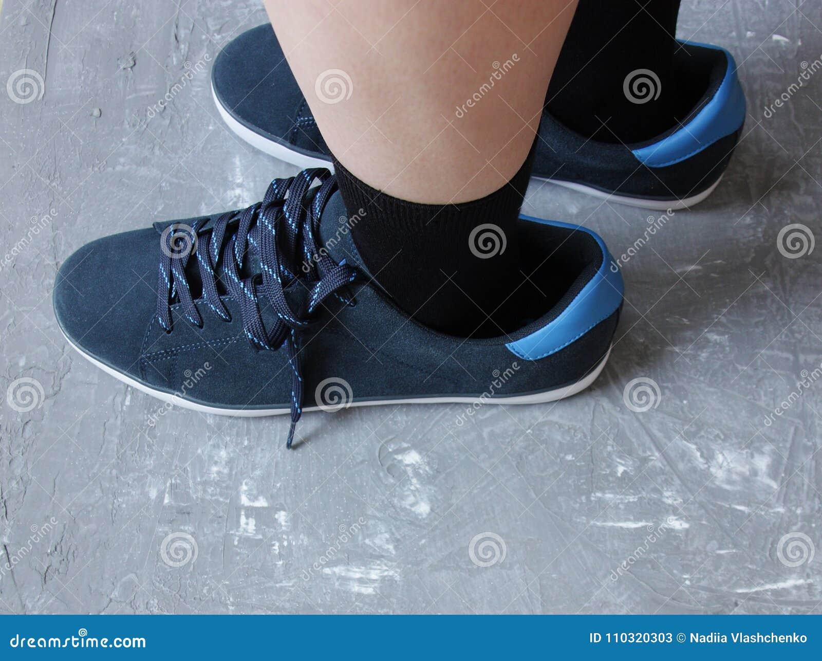 Stora skor fotografering för bildbyråer. Bild av mänskligt
