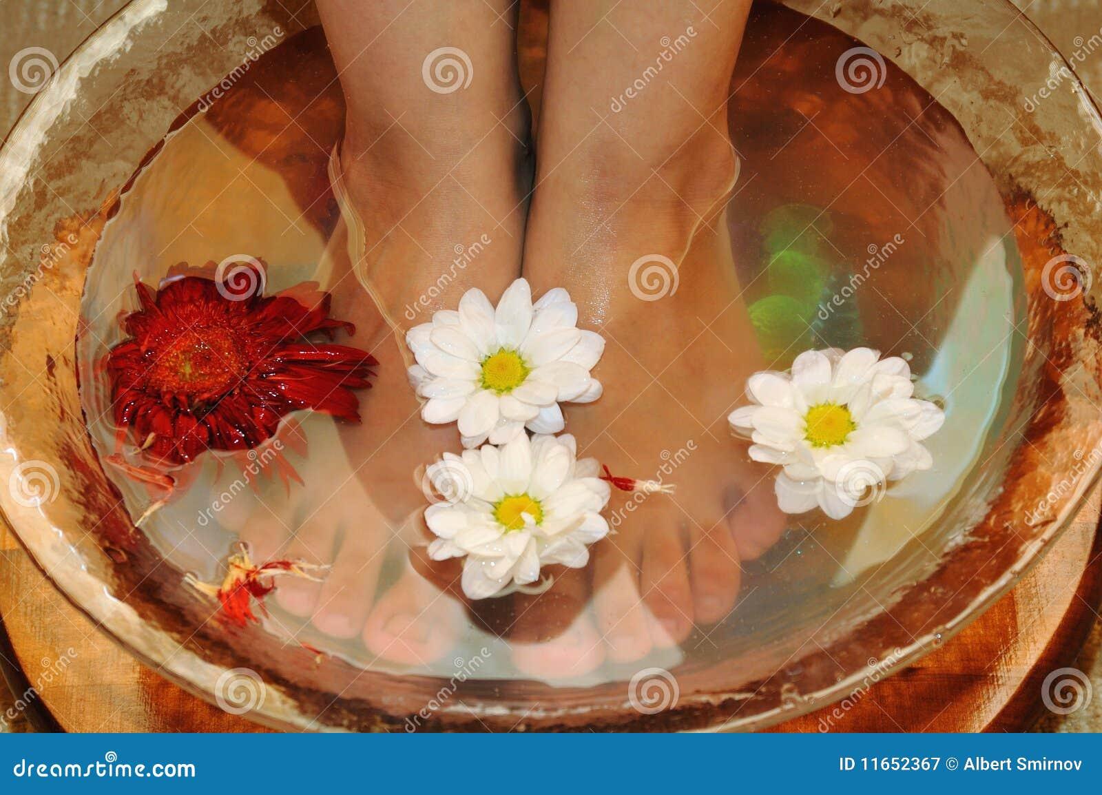 Fot massage