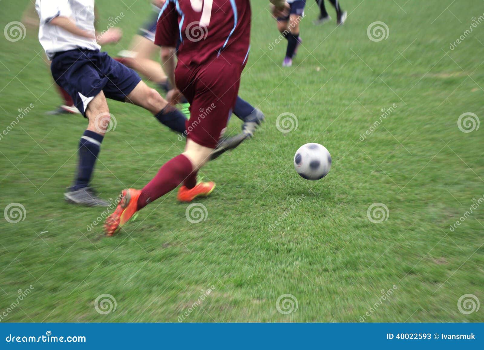 Fotboll eller fotboll