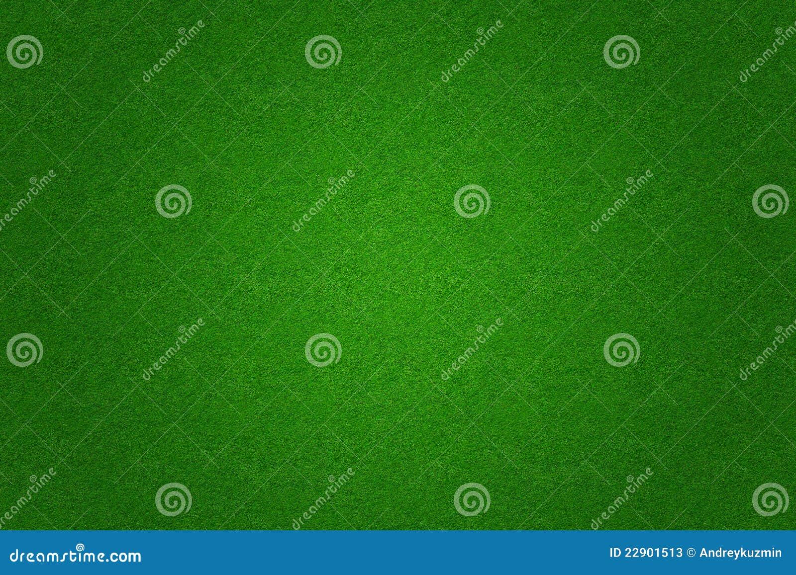 Fotboll för green för gräs för bakgrundsfältgolf