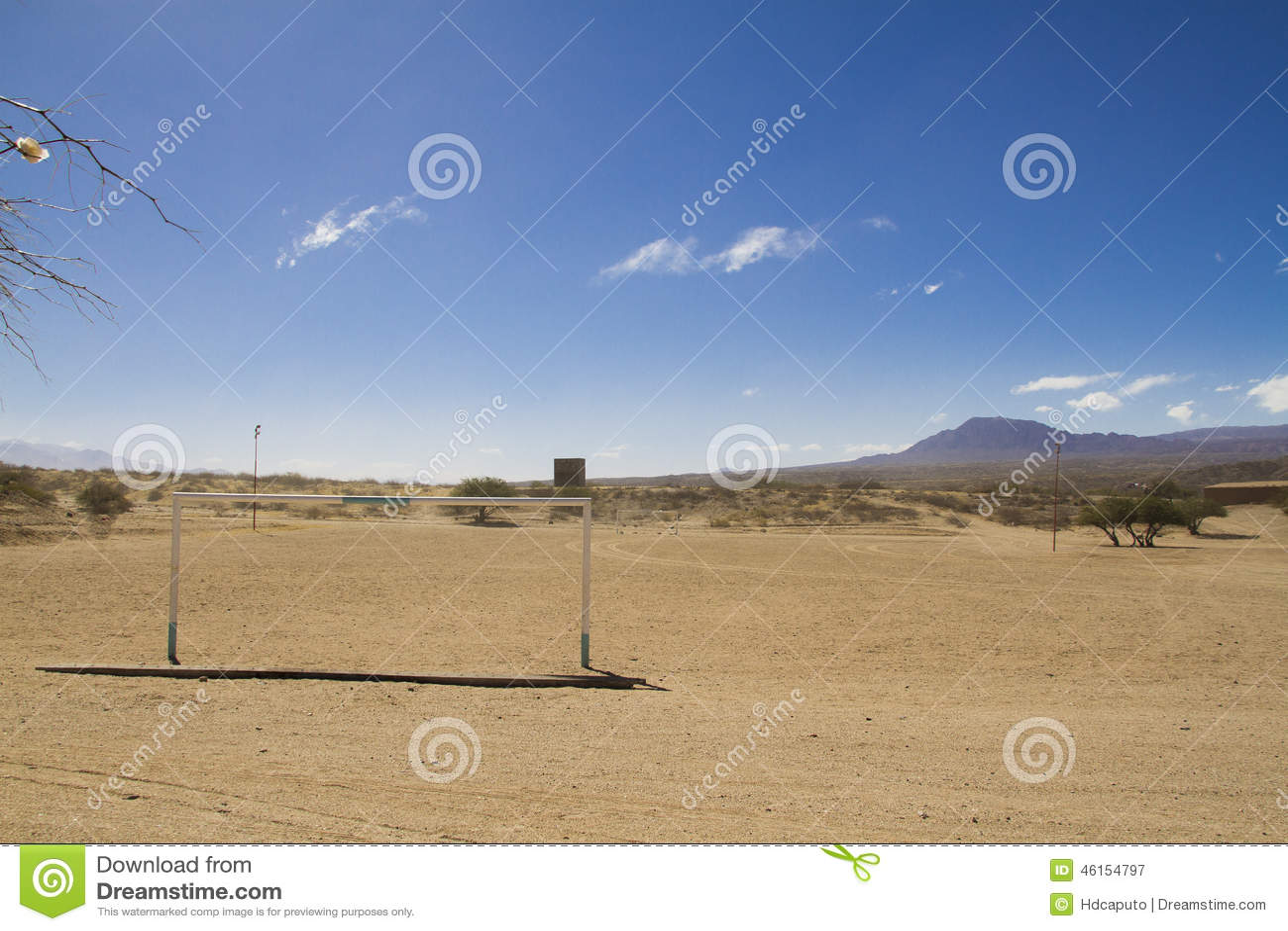 Fotboll i rutt 40, salta