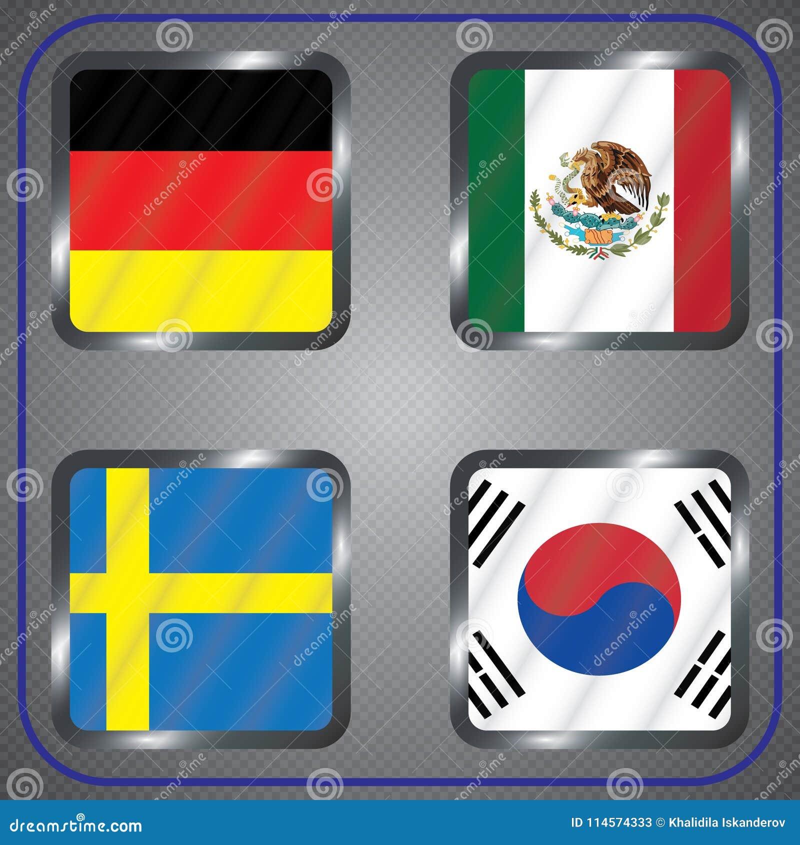 Fotboll mästerskap Denna är mappen av formatet EPS10 Ryssland grupp F