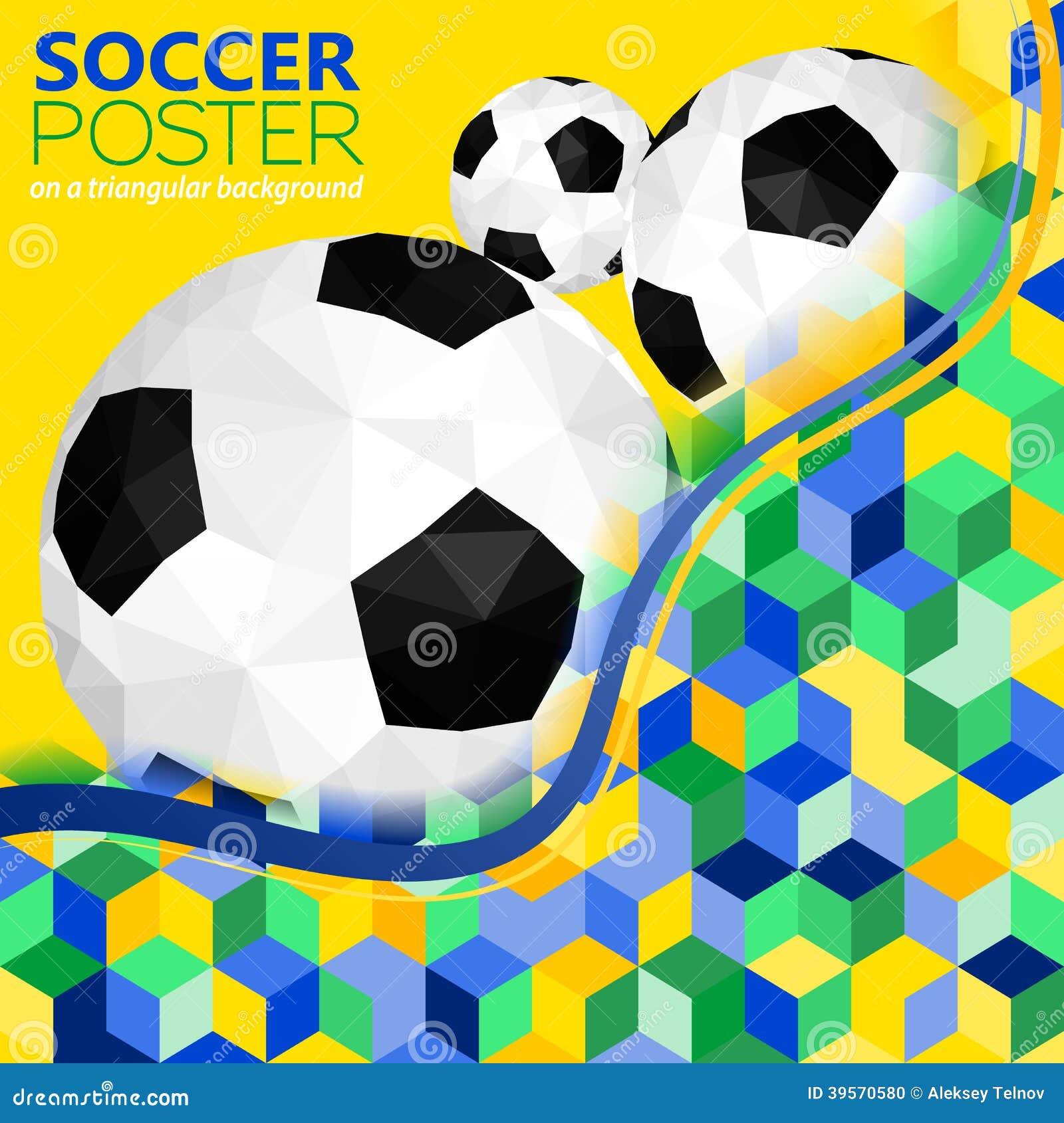 Fotbollbakgrund