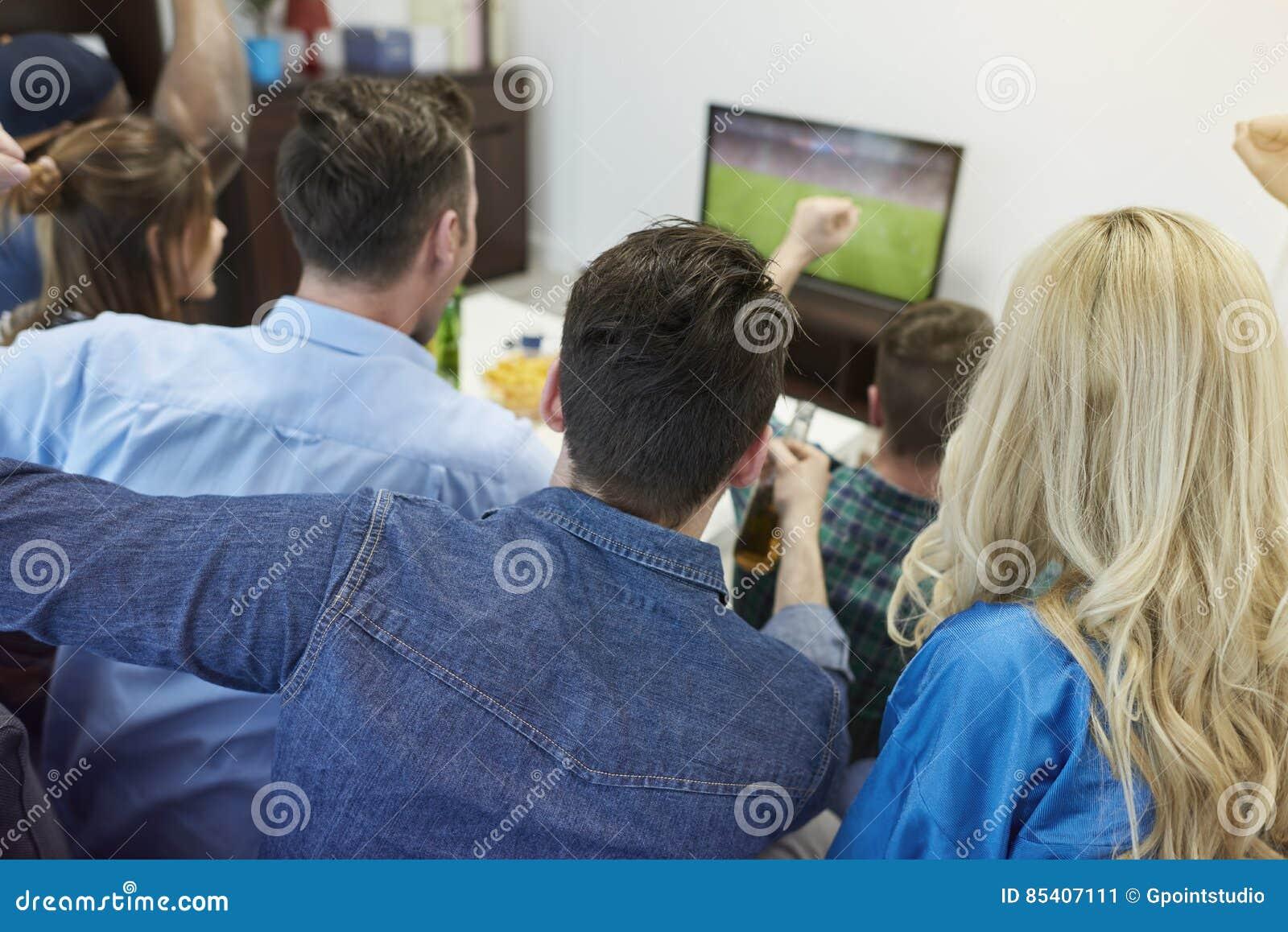 Fotbollsfan