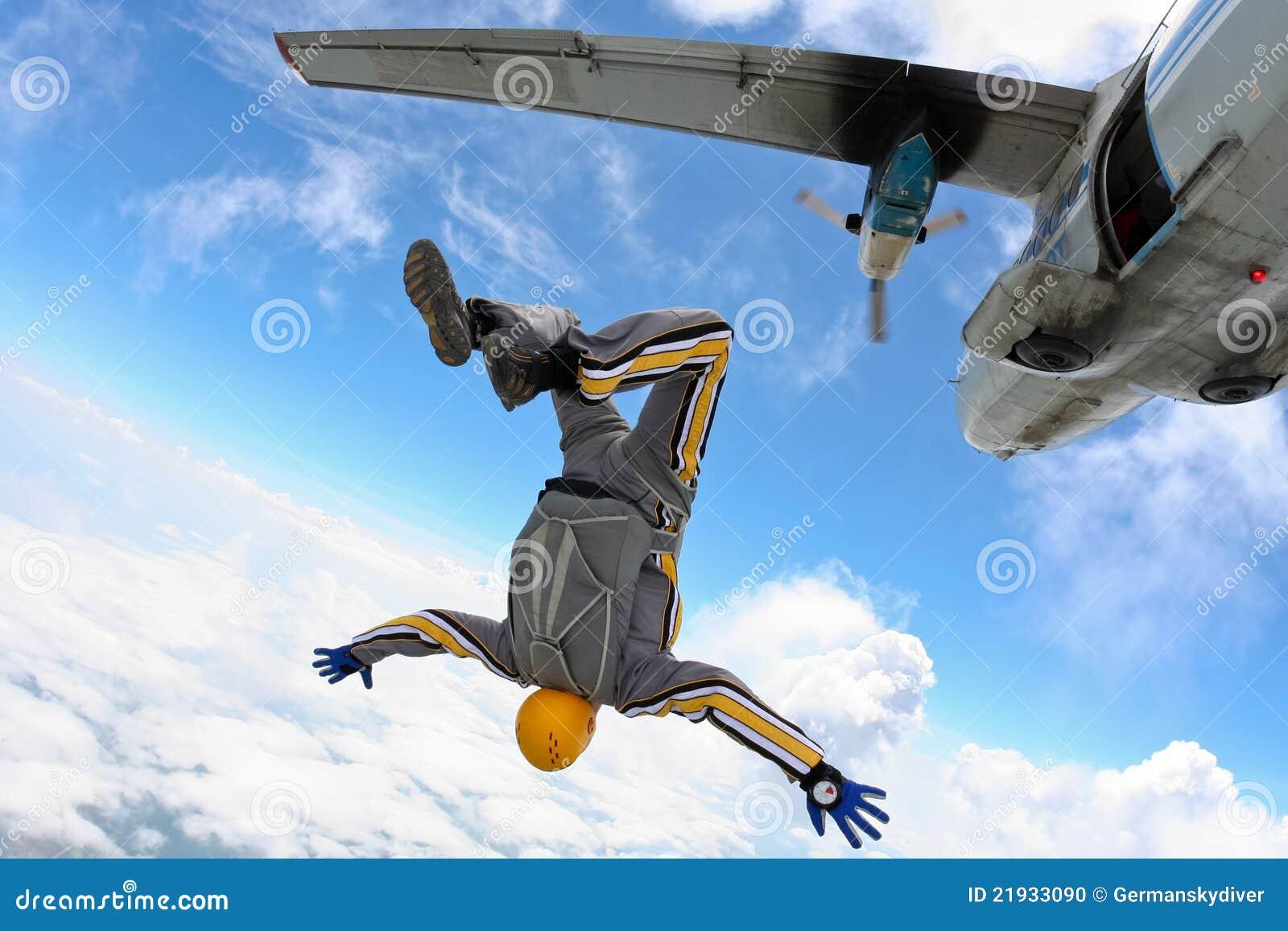 Foto de Skydiving