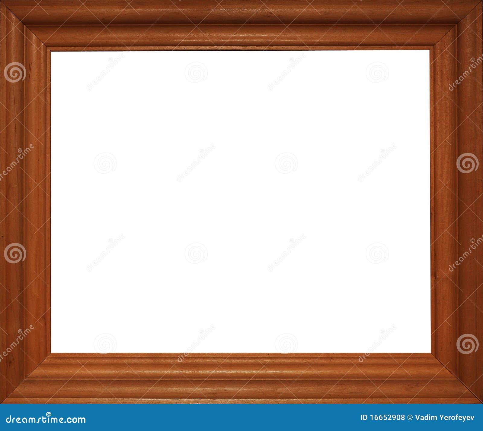 Foto del bastidor de madera para un cuadro fotos de Marcos de cuadros blancos