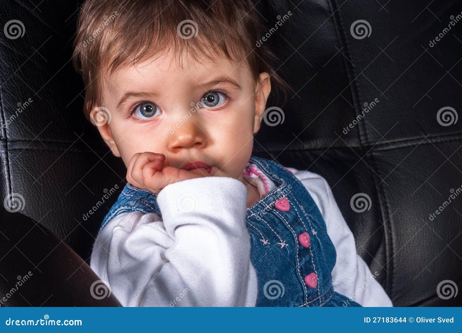 Foto eines jungen Kleinkindes