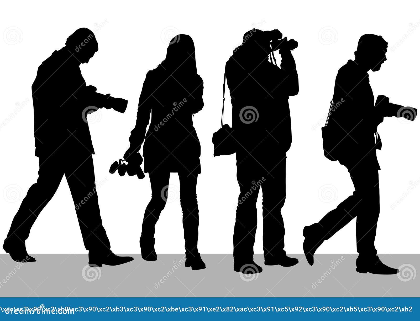 A foto equipa e mulheres