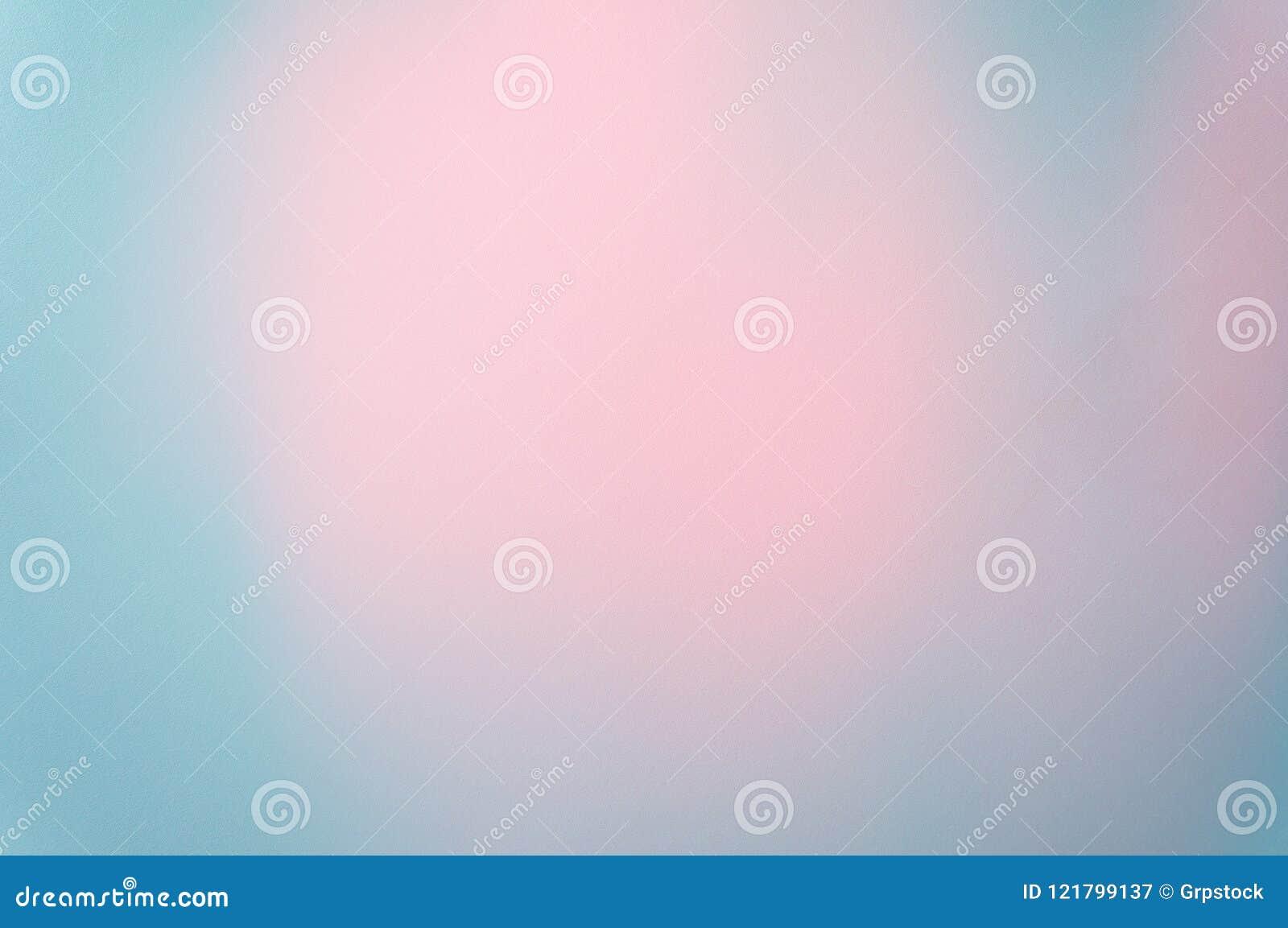 Foto macia do foco do teste padrão pastel azul da textura do papel de fundo com cor pastel cor-de-rosa em Art Background médio, a