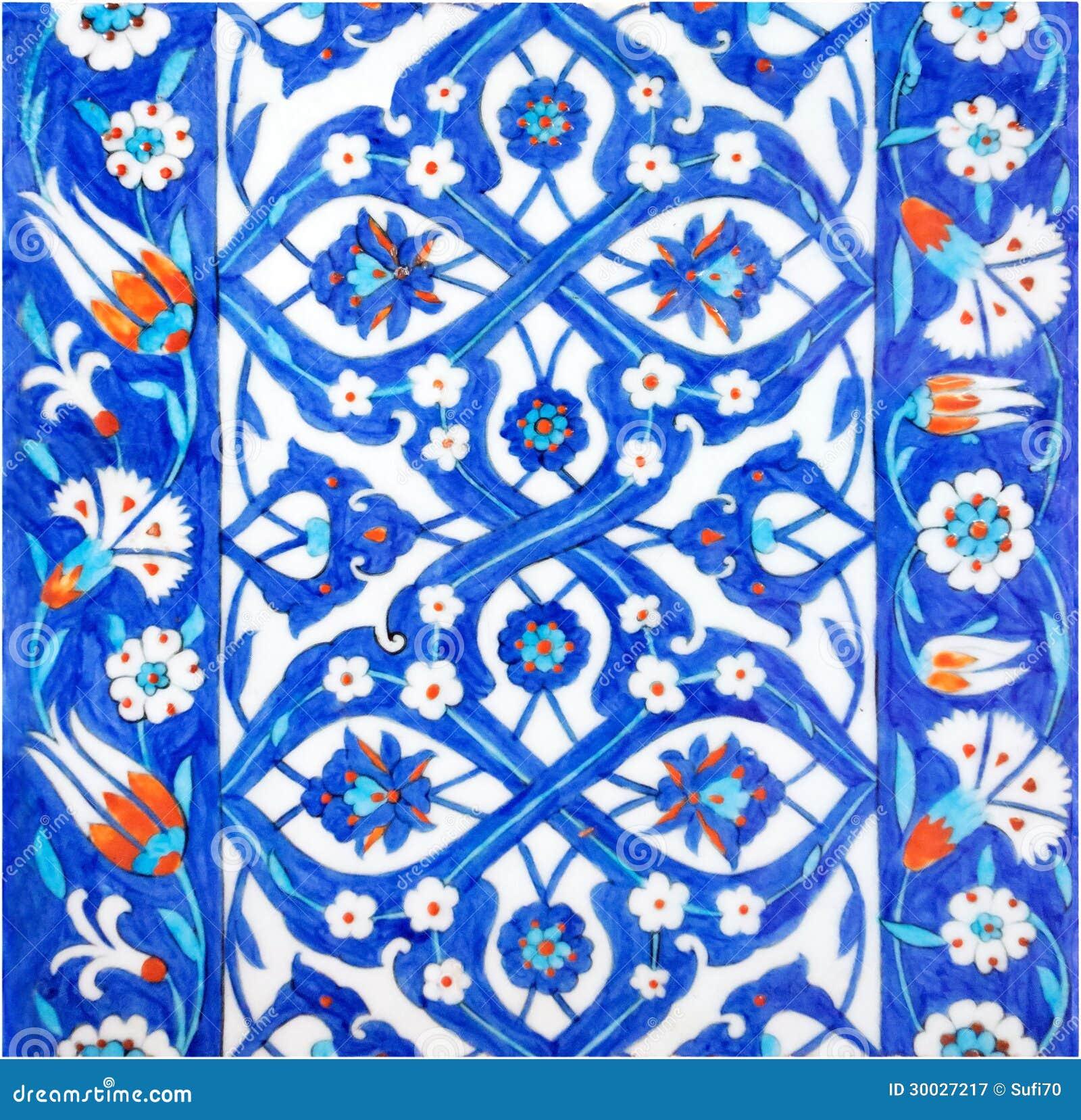 Turkse tegels stock afbeelding afbeelding bestaande uit ontwerp 30027217 - Pouf eigentijds ontwerp ...
