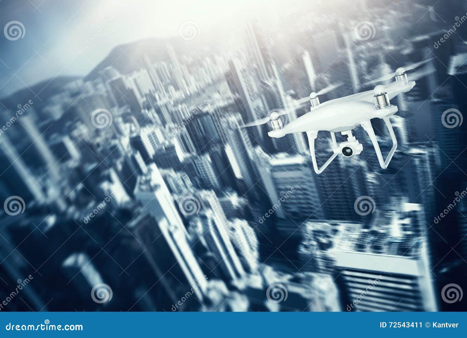 Foto Weißes Matte Generic Design Remote Control Luft Brummen Mit