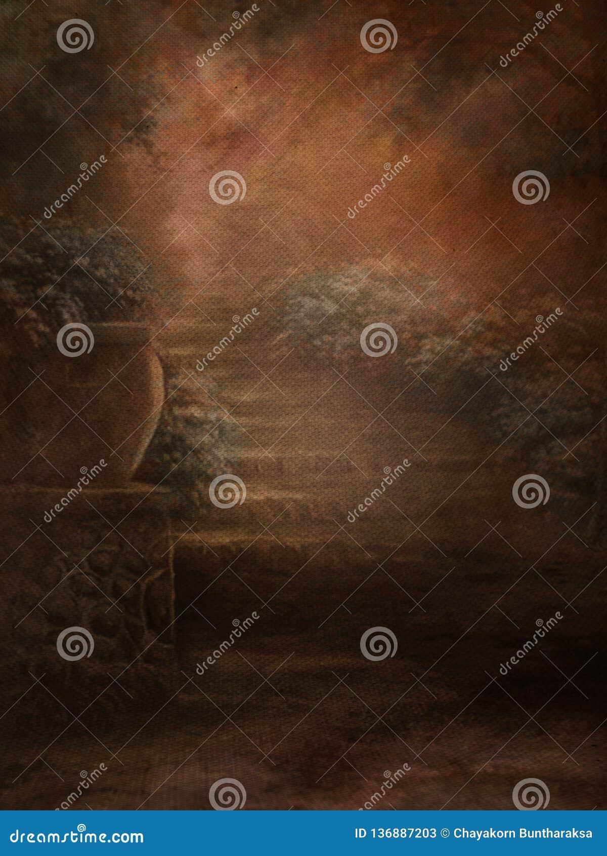 Fotografía del estudio del fondo del contexto de la foto