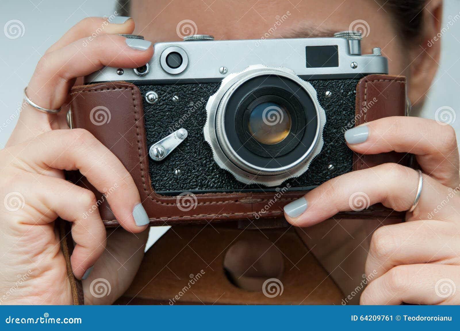 Fotografía retra