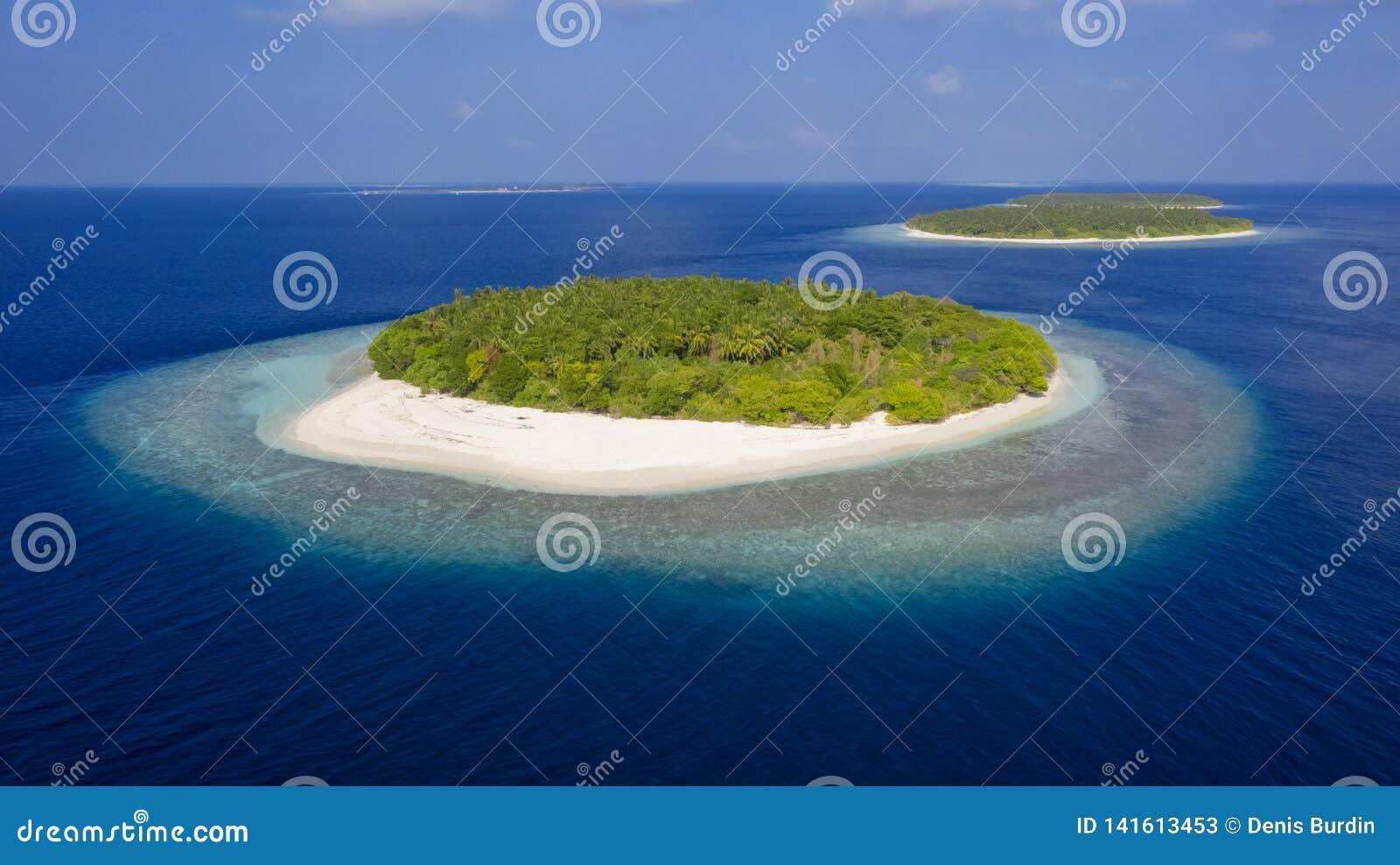 Fotografia das ilhas do zangão