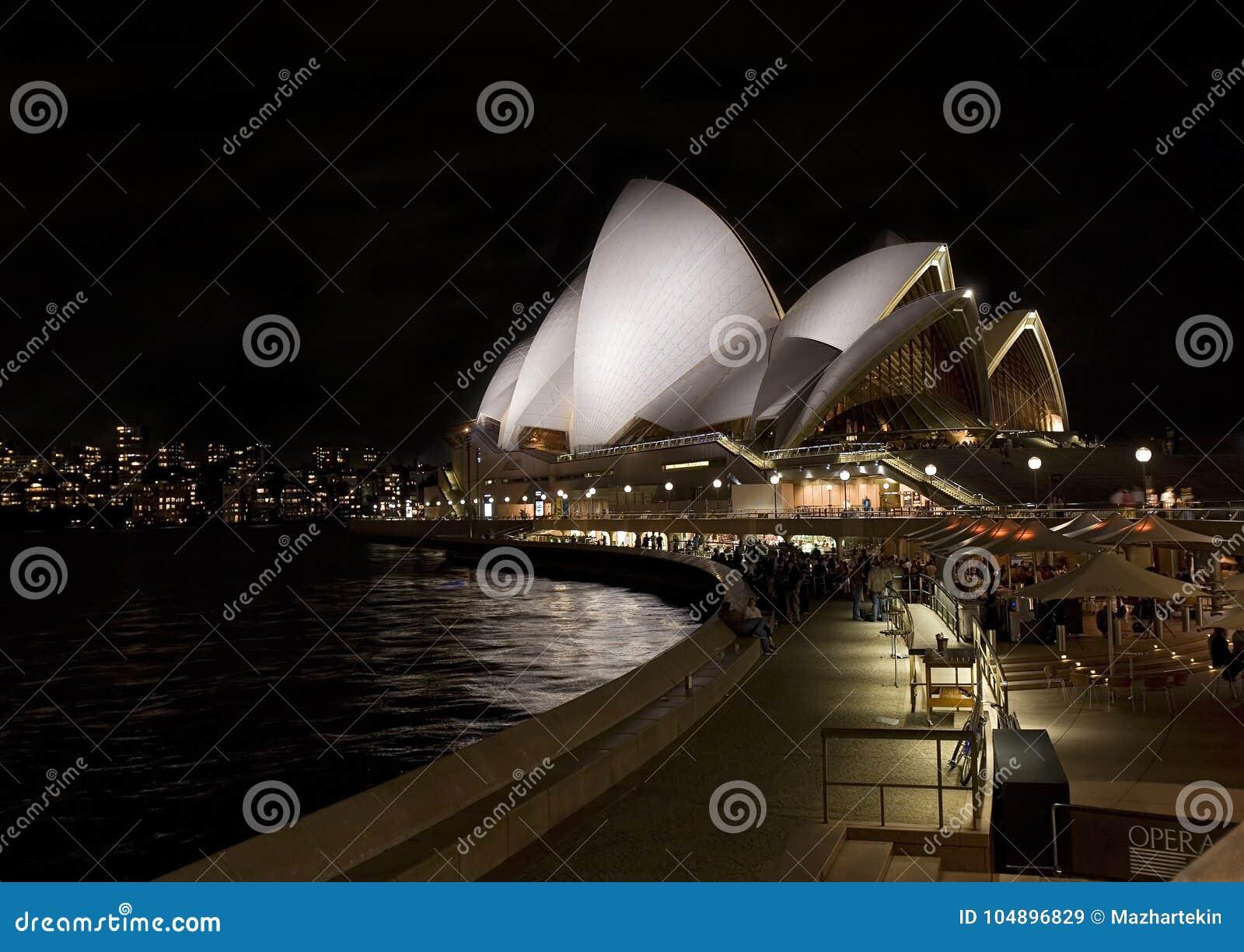 Fotografia opera w Sydney, Australia