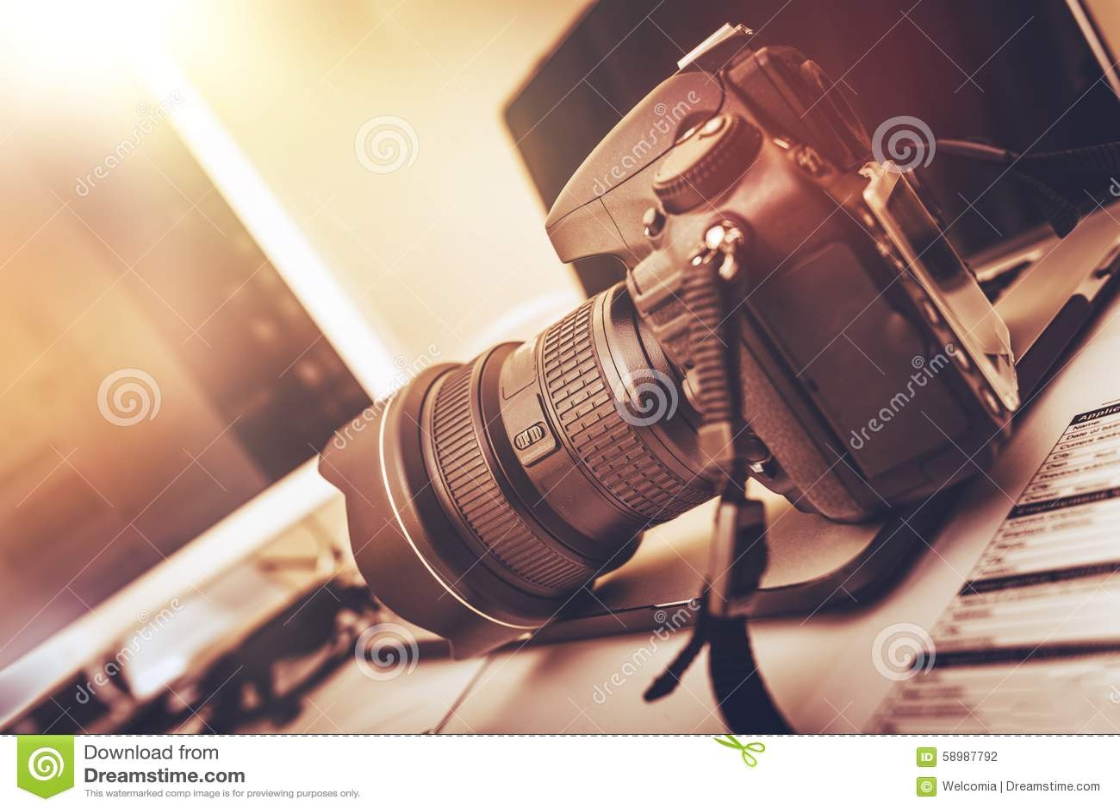Fotografiewerkstation