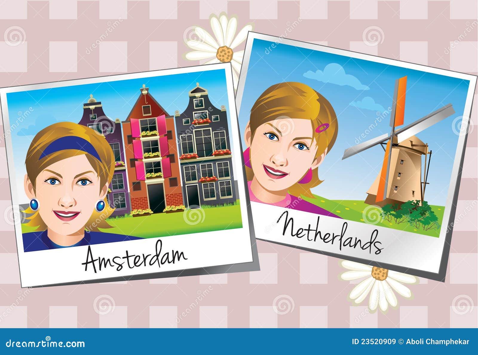 Fotos turísticas en Europa