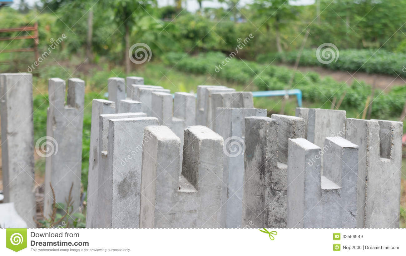 Foundation Pillar Royalty Free Stock Images Image 32556949