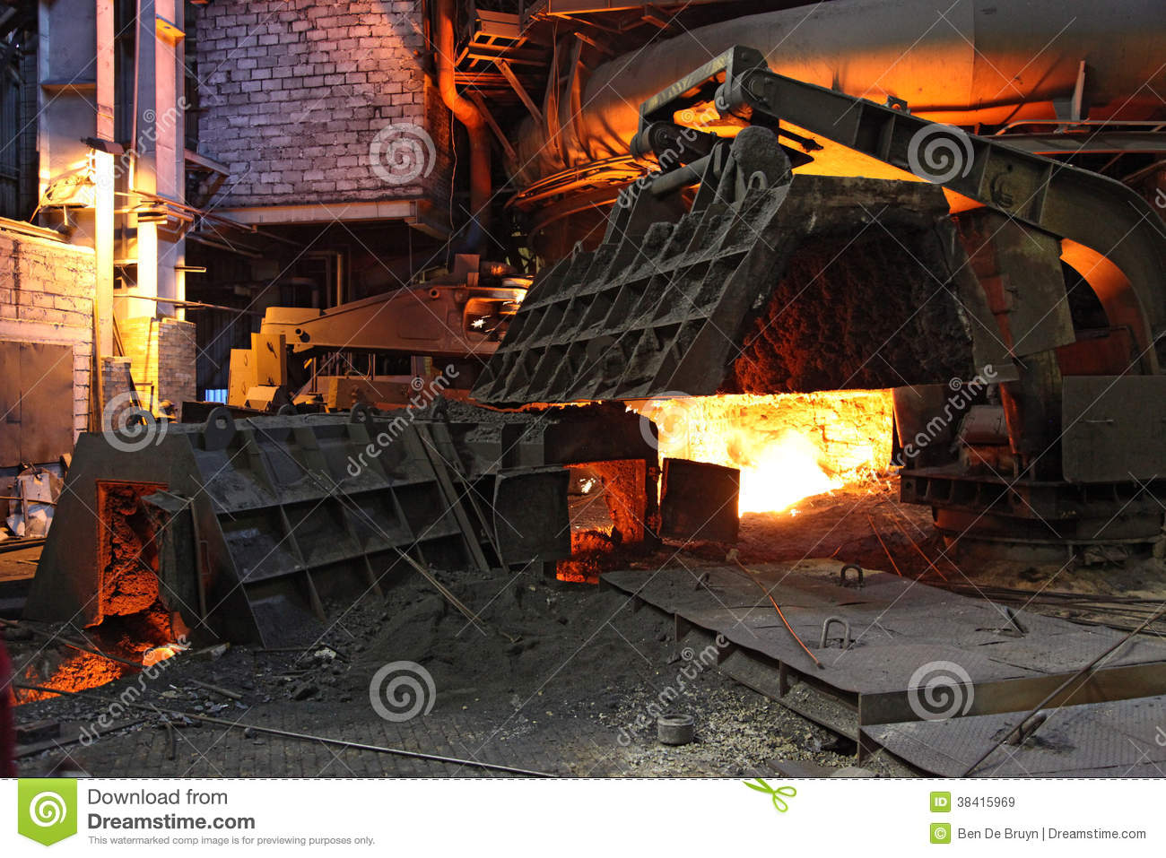 pig iron manufacturing process pdf