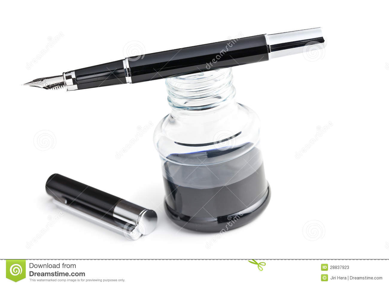 More similar stock images of   Fountain pen and inkwell  Fountain Pen And Inkwell