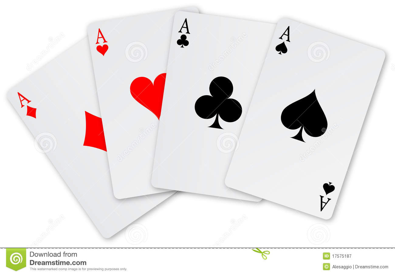 all aces cards