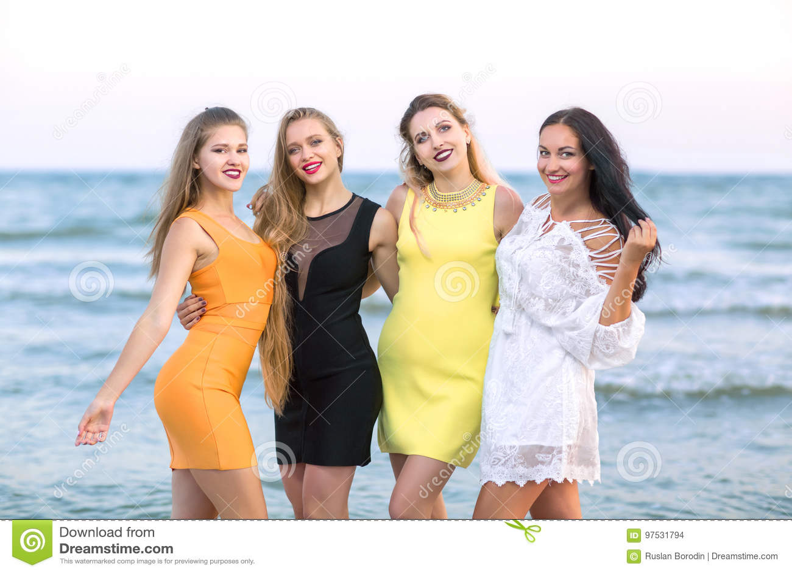 Pretty ladies
