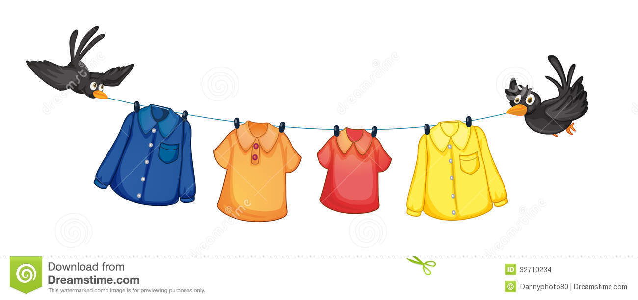 How To Hang Baby Clothes To Dry