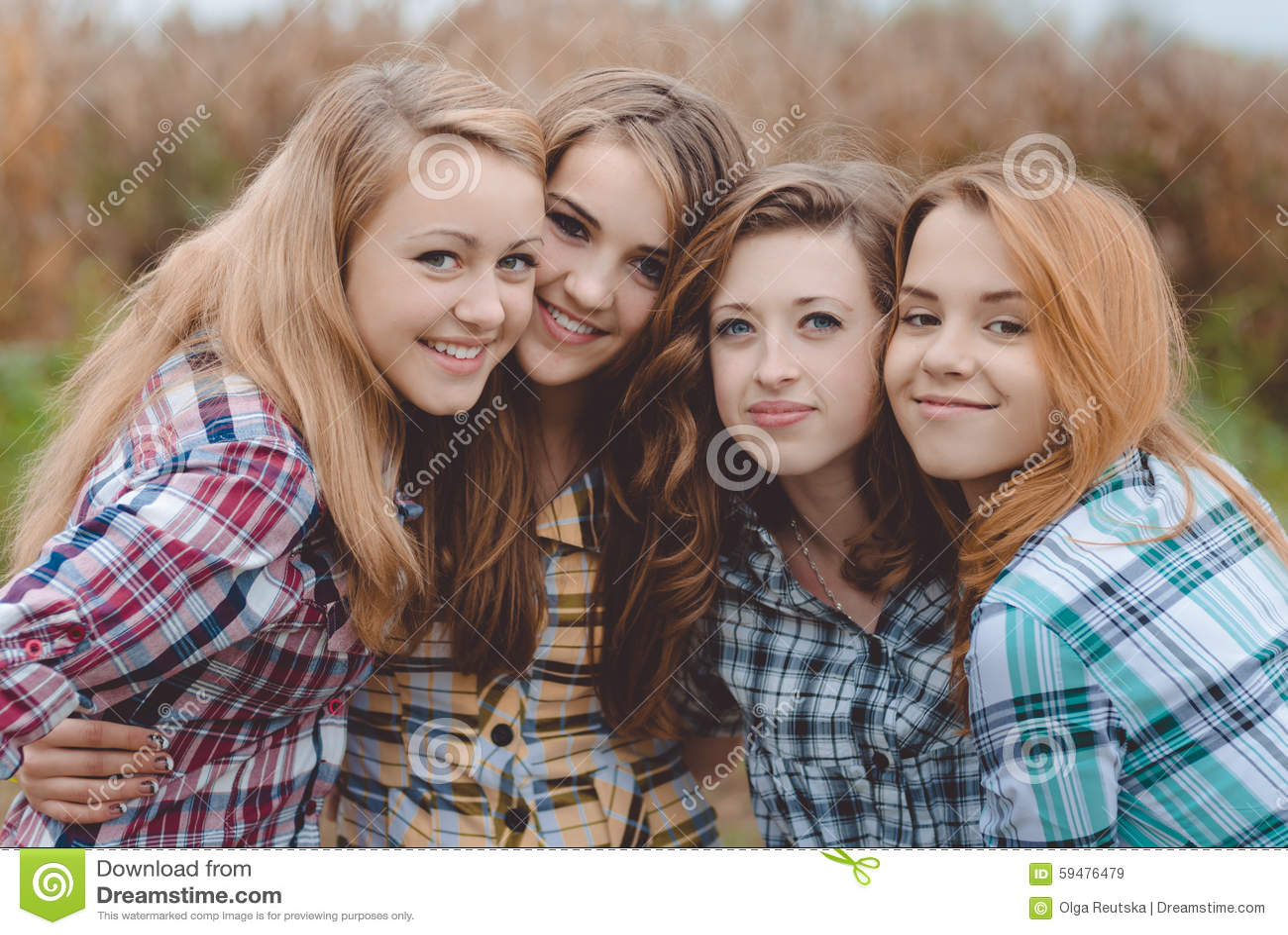 Amazing girls fun begins 9