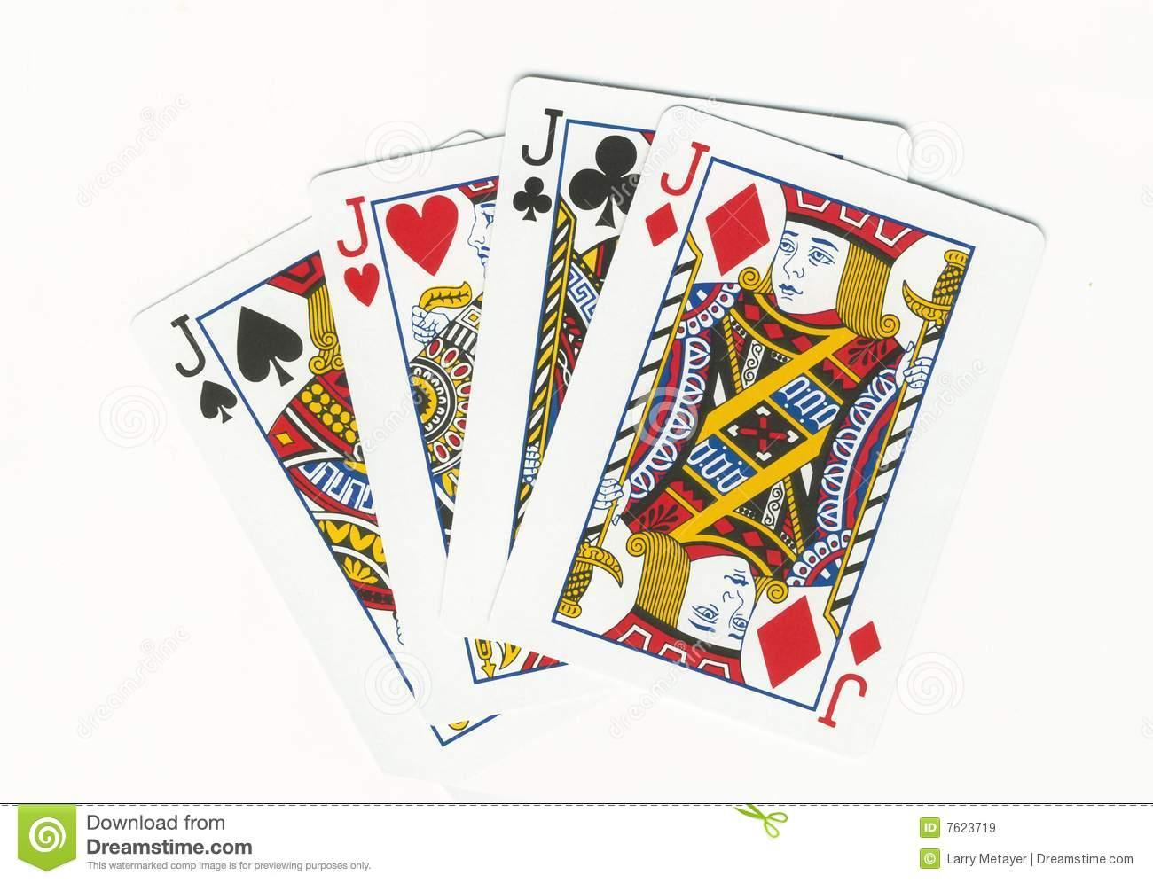 four jacks stock image image of heart  card  casino playing card clip art template free playing cards clip art borders