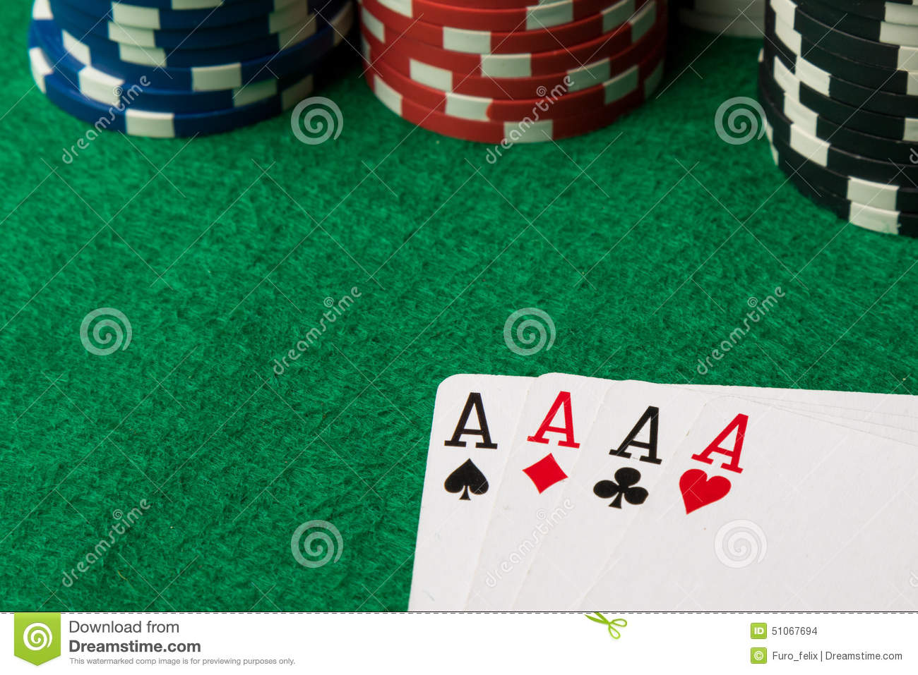 ultimate four of a kind poker tables