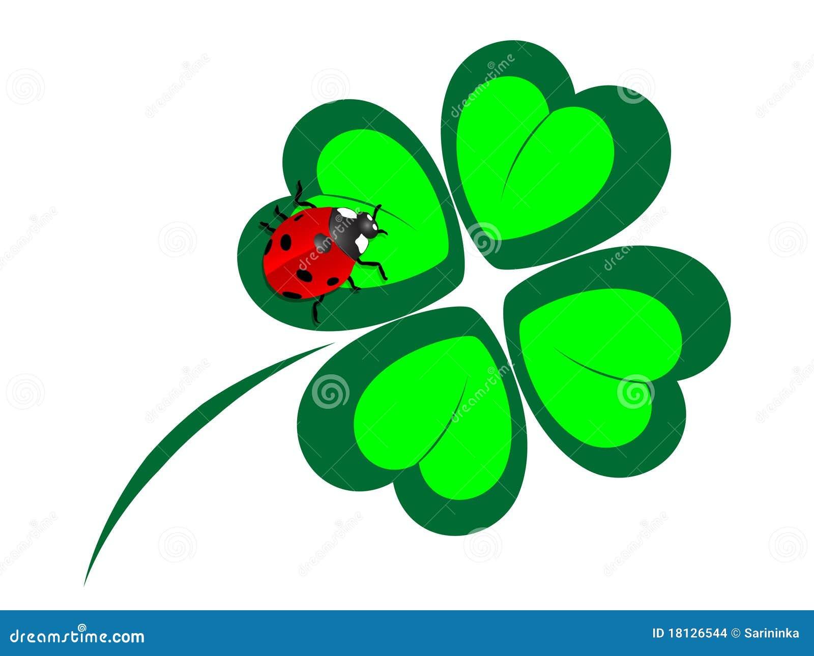 Four Leaf Clover Stock Images - Image: 18126544