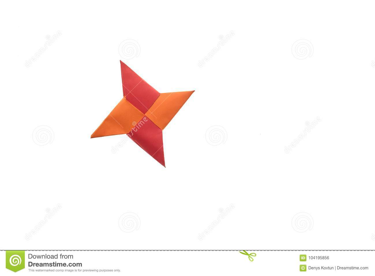 How to fold a origami 4 pointed star | 957x1300
