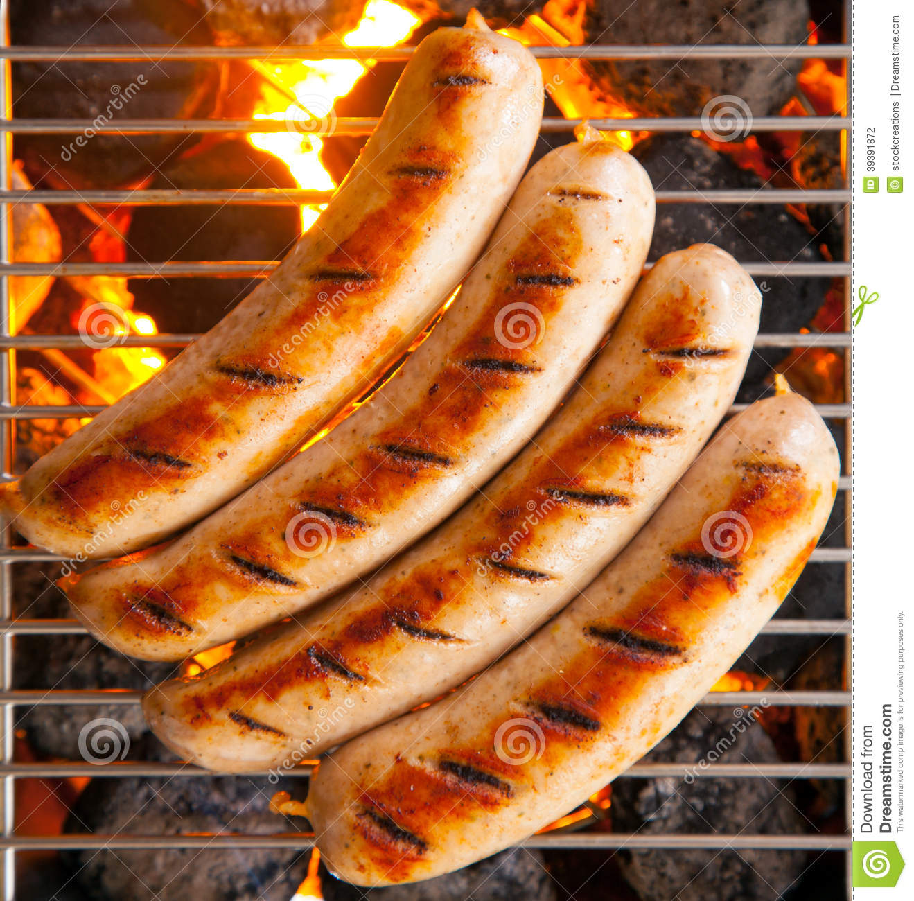 how to cook sausages in the bbq