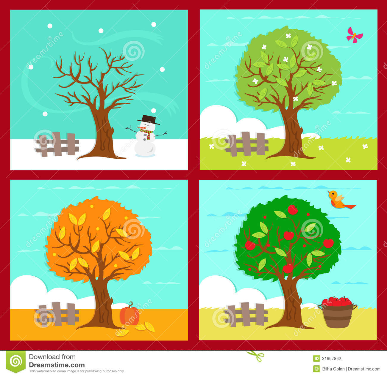 copy of the seasons lessons tes teach