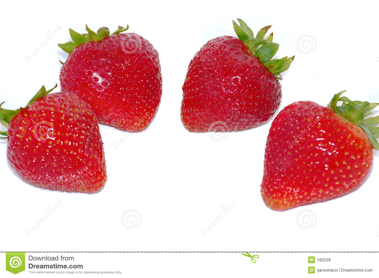 four strawberries stock photo image of drink  cook  color stock market clip art microsoft stock market clipart free