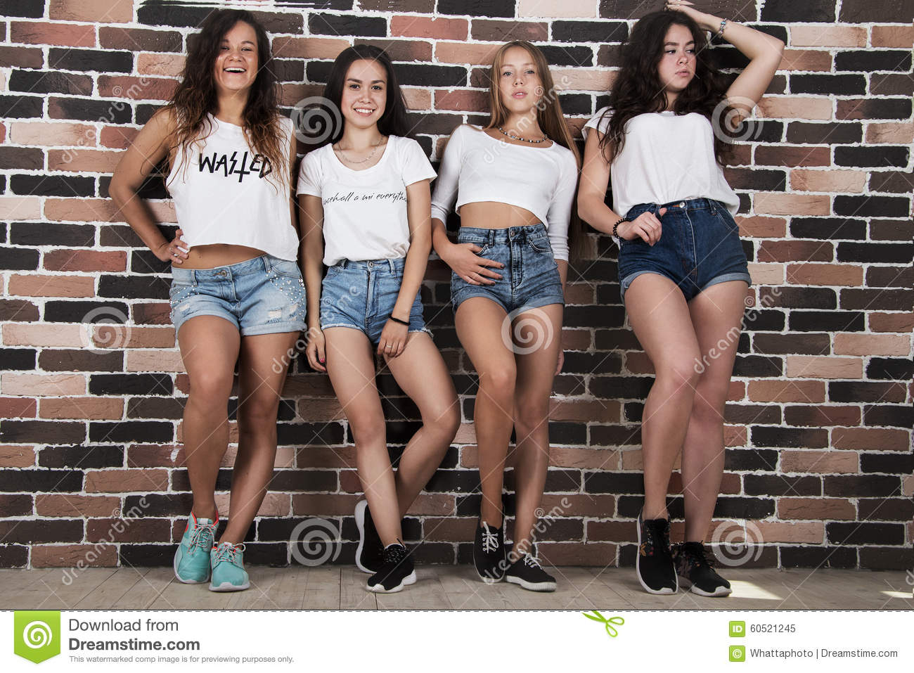 Shirts And Shorts For Sale In The Caribbean Stock Photo - Image ...