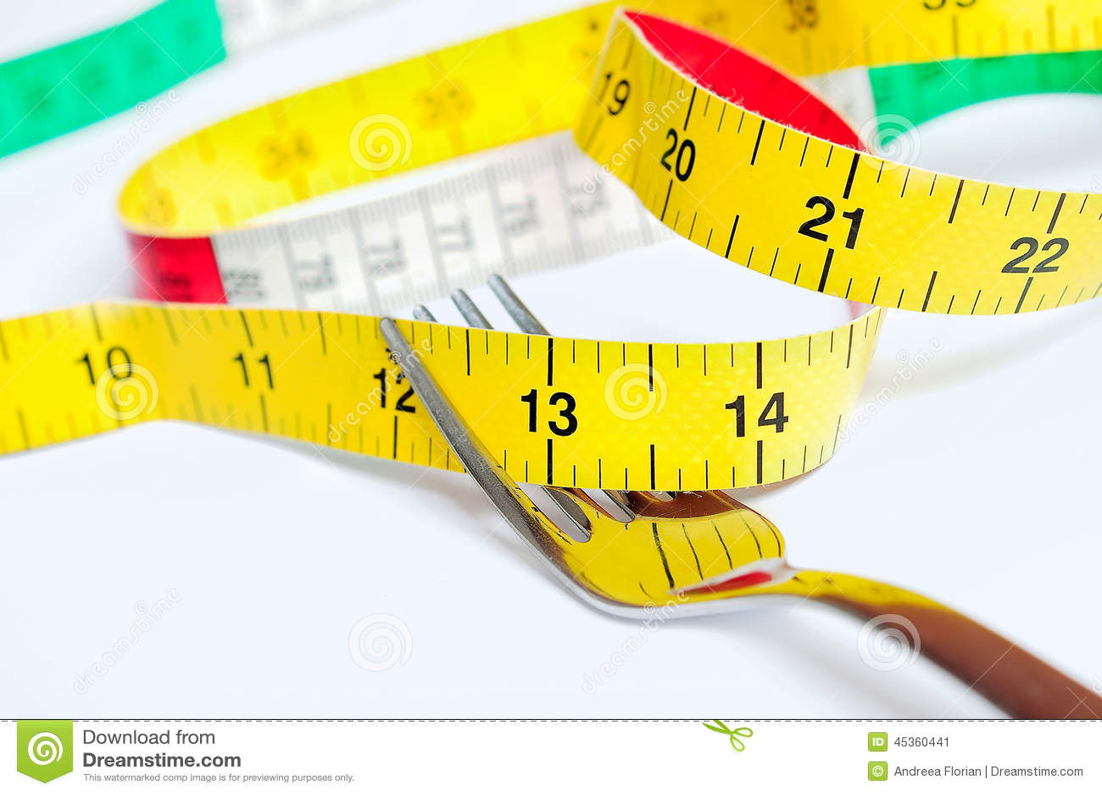 Fourchette de centimètre