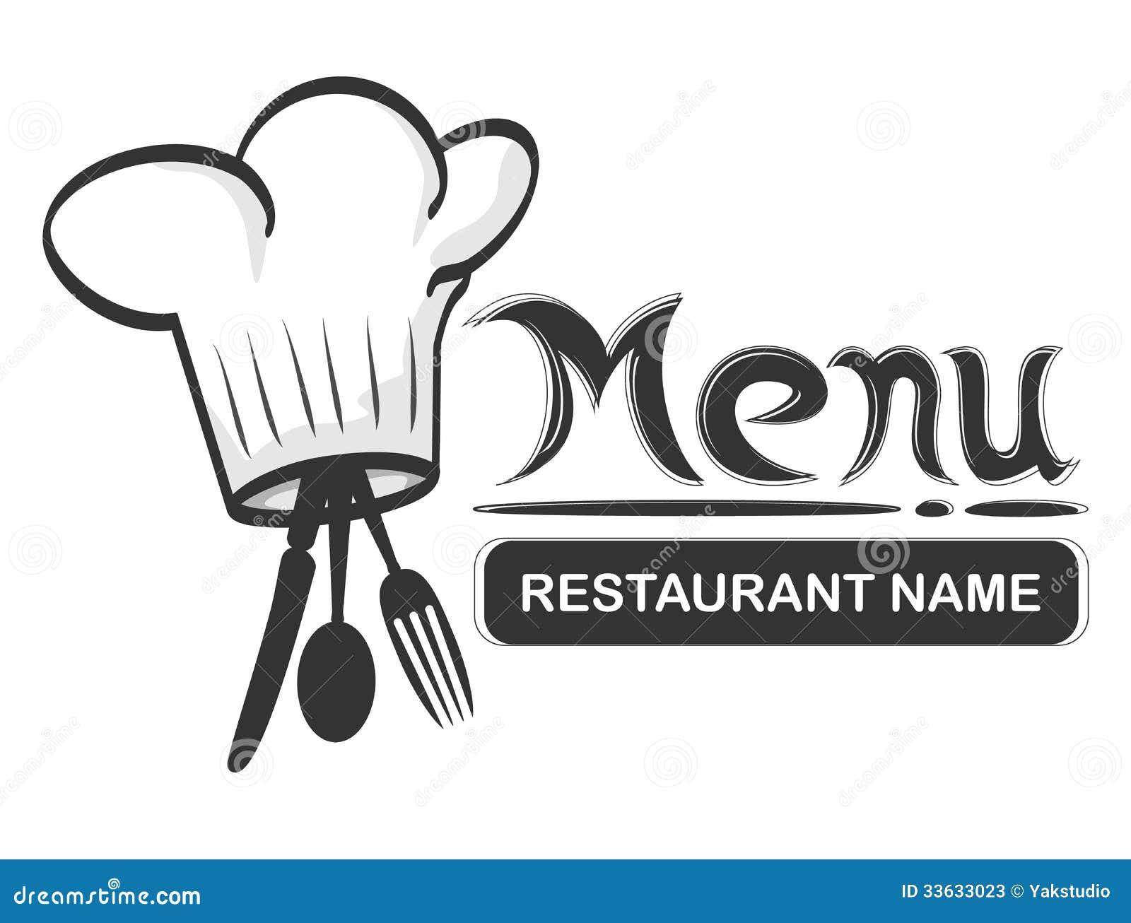 Fourchette De Logo De Restaurant Photos stock - Image: 33633023