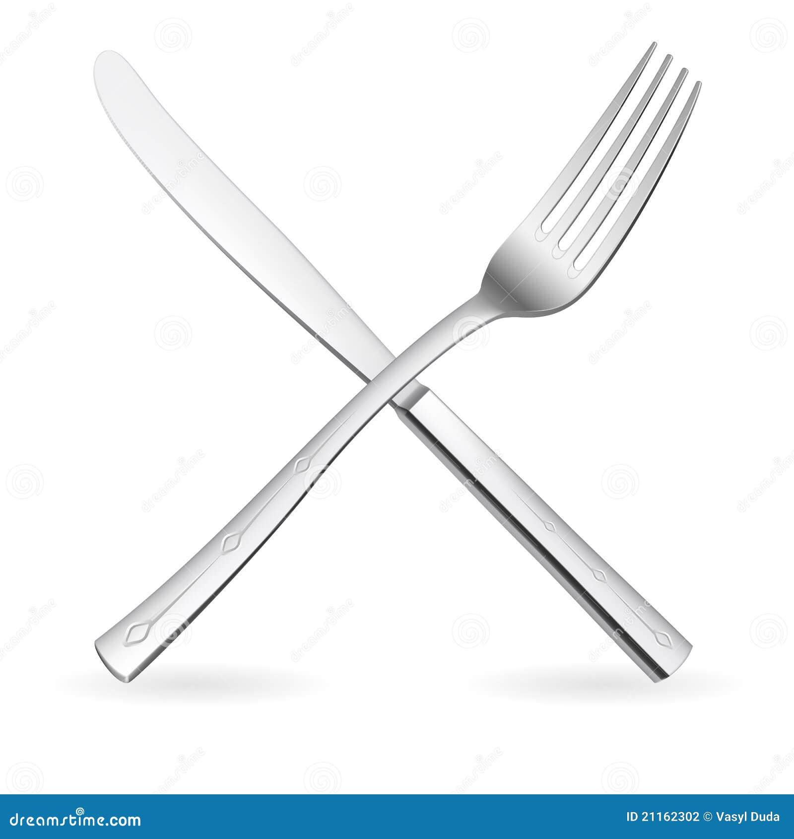 Fourchettes et couteaux