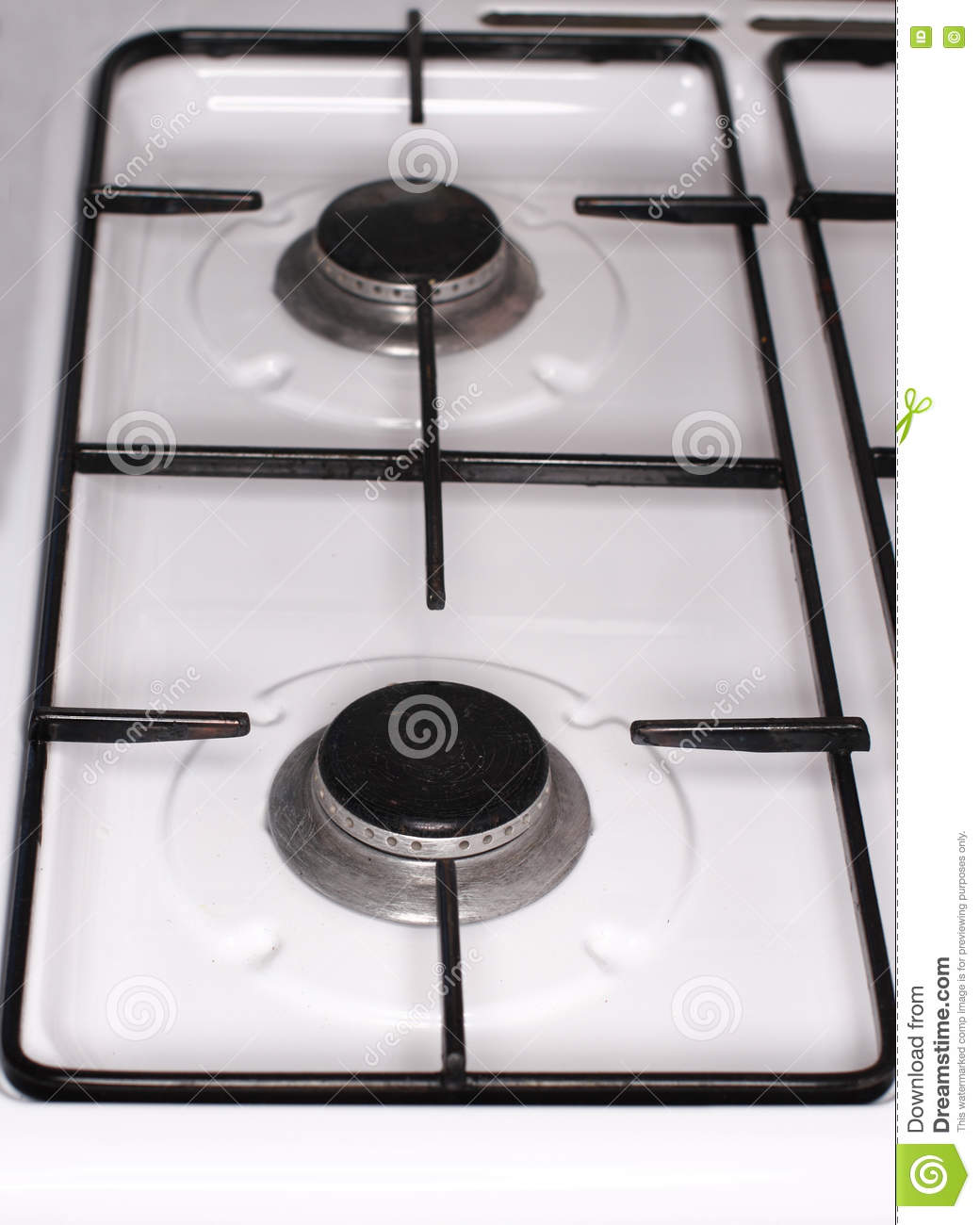Fourneau Oven Top Detail
