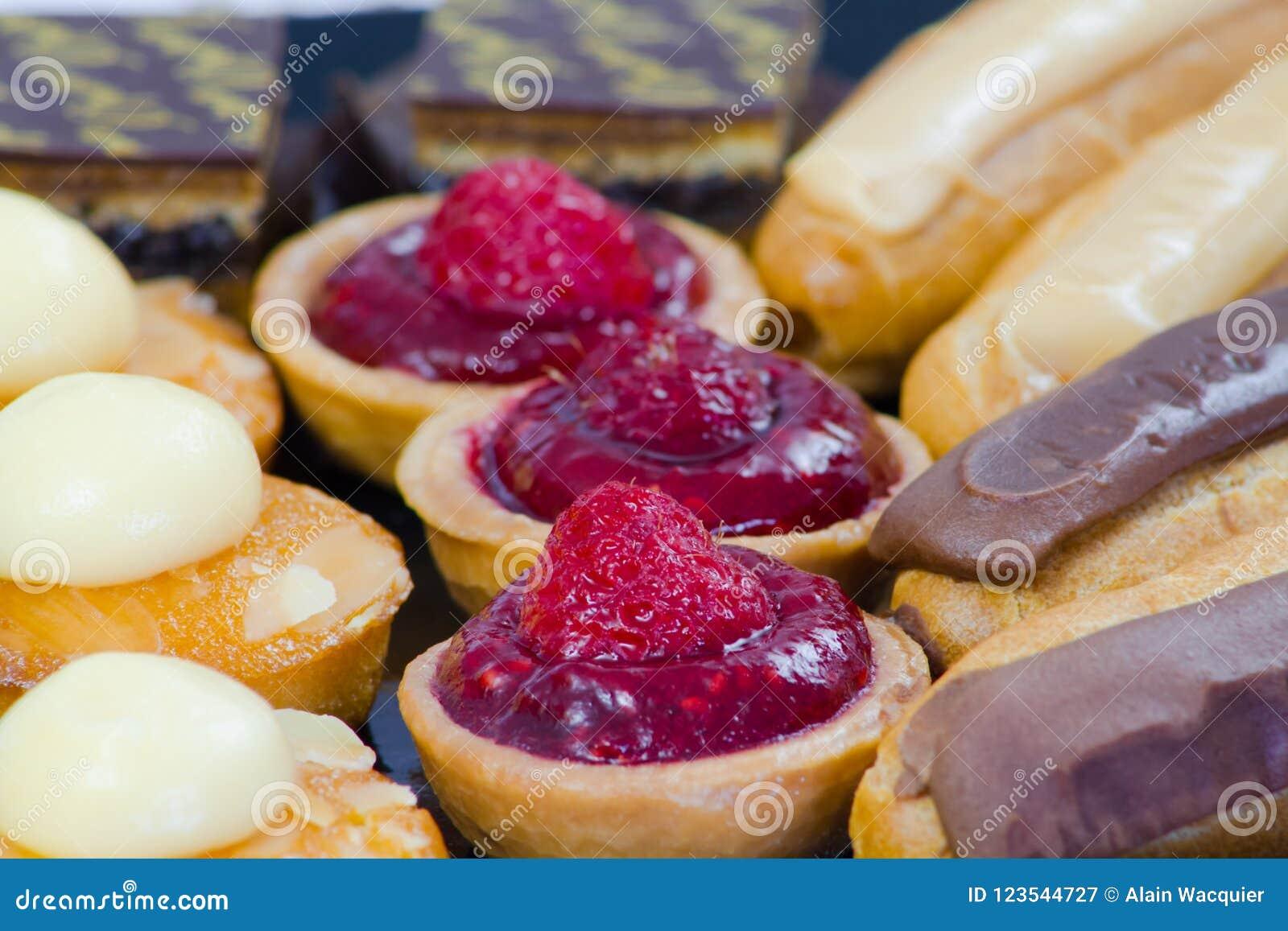 Fours dulces de los petits