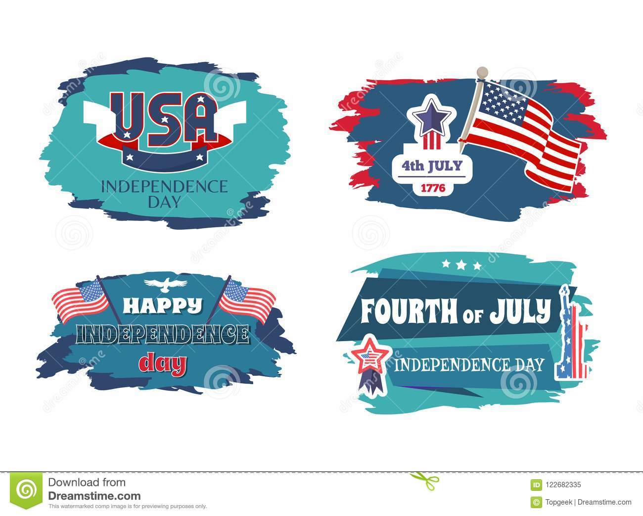 Happy Independence Banners Bob The Builder Banners