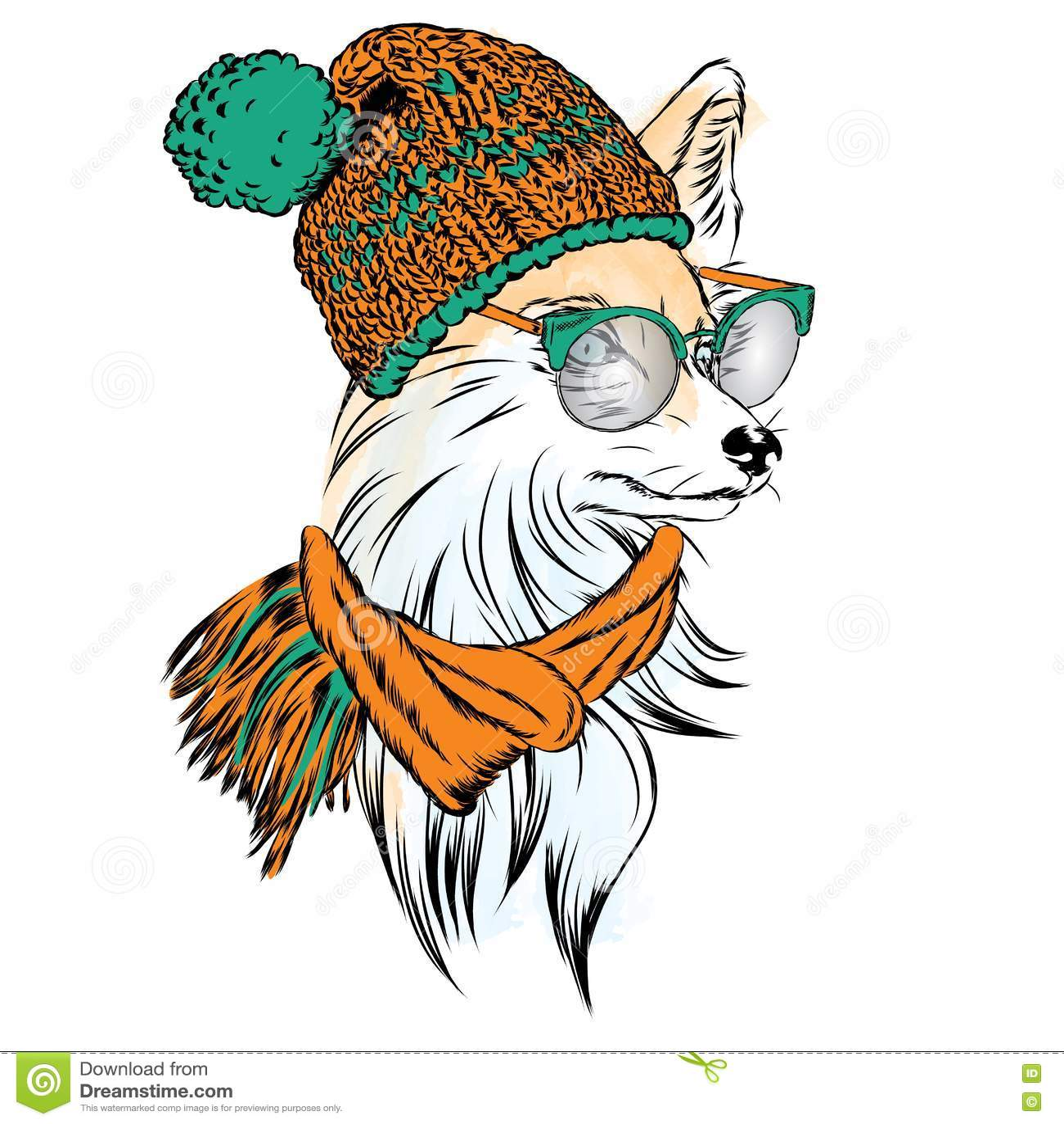 5fee3111983 Fox Hat