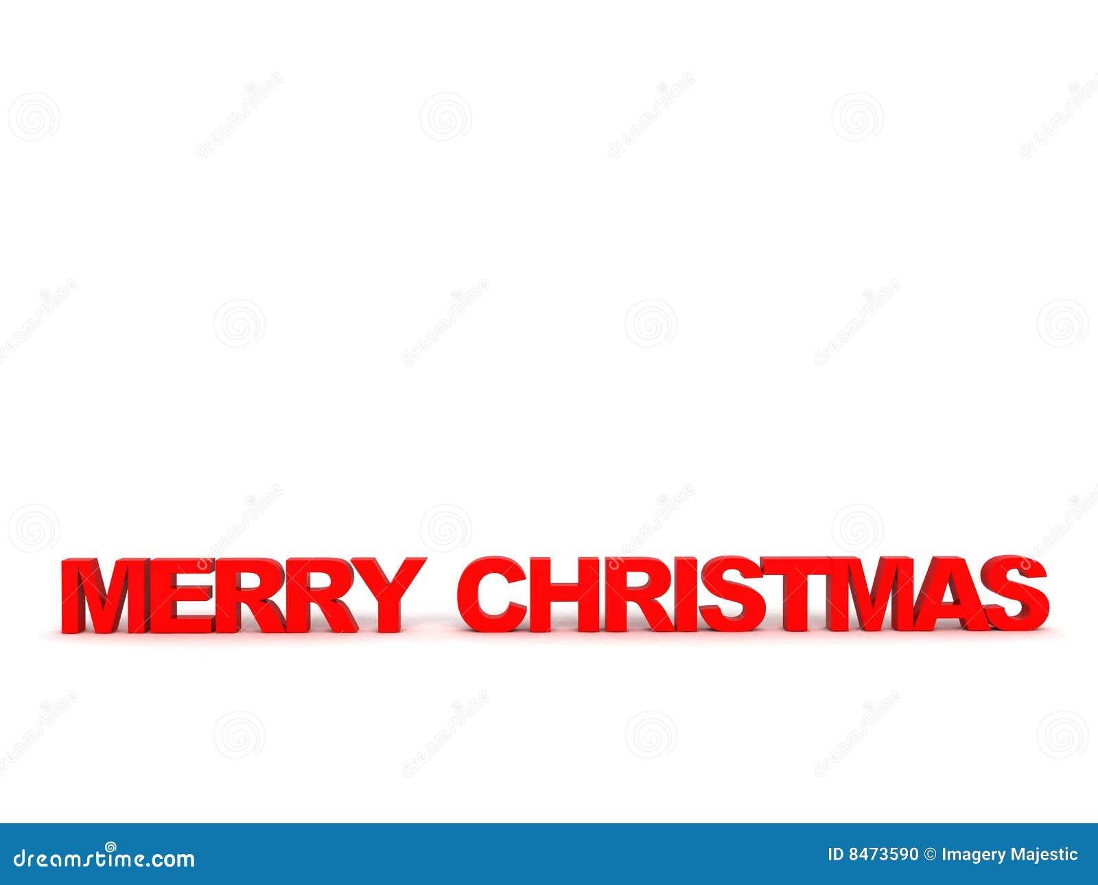 Främre glad textsikt för jul