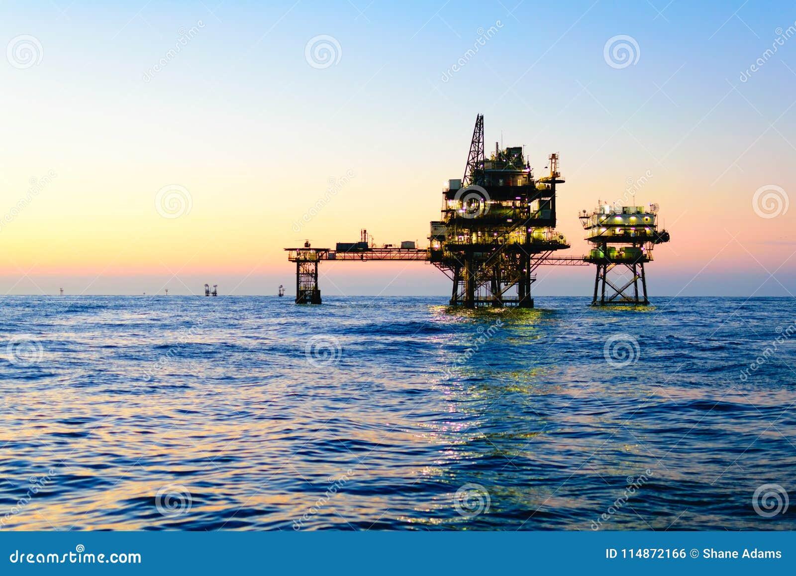 Frånlands- olje- plattform