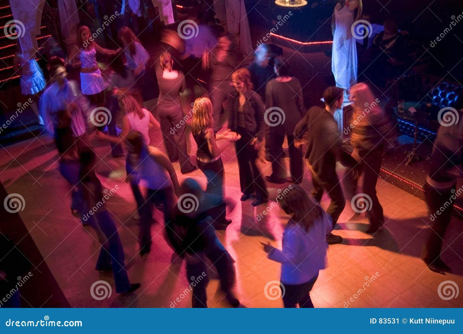 Frénésie de piste de danse