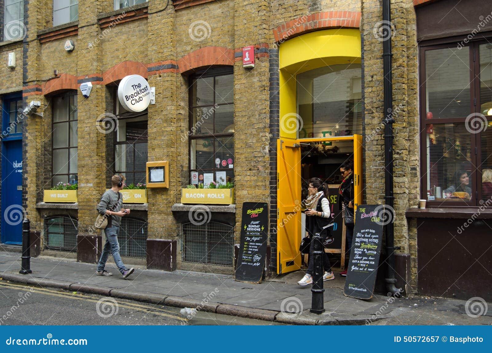 Frühstücks-Club-Restaurant, London