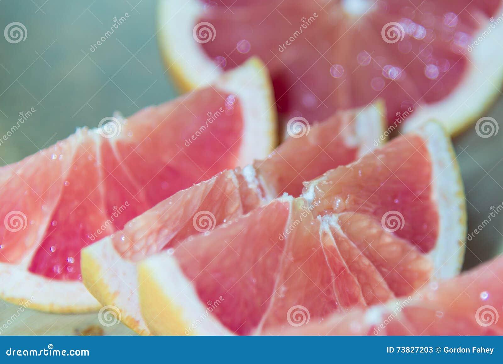 Frühstücks-Pampelmusen-Umhüllung