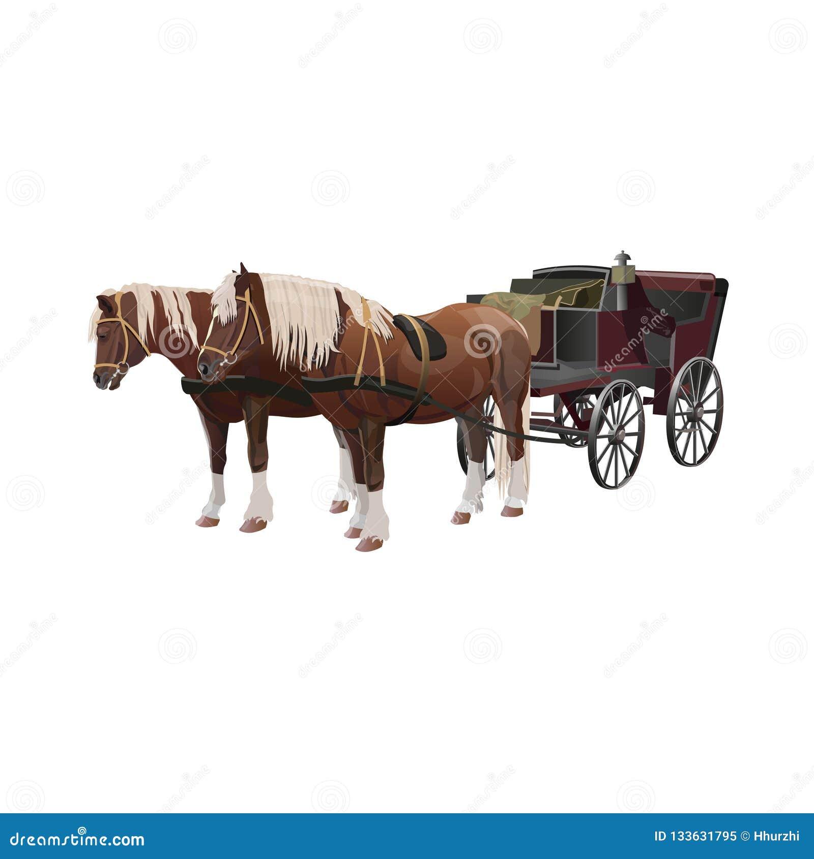 Fracht z koniami