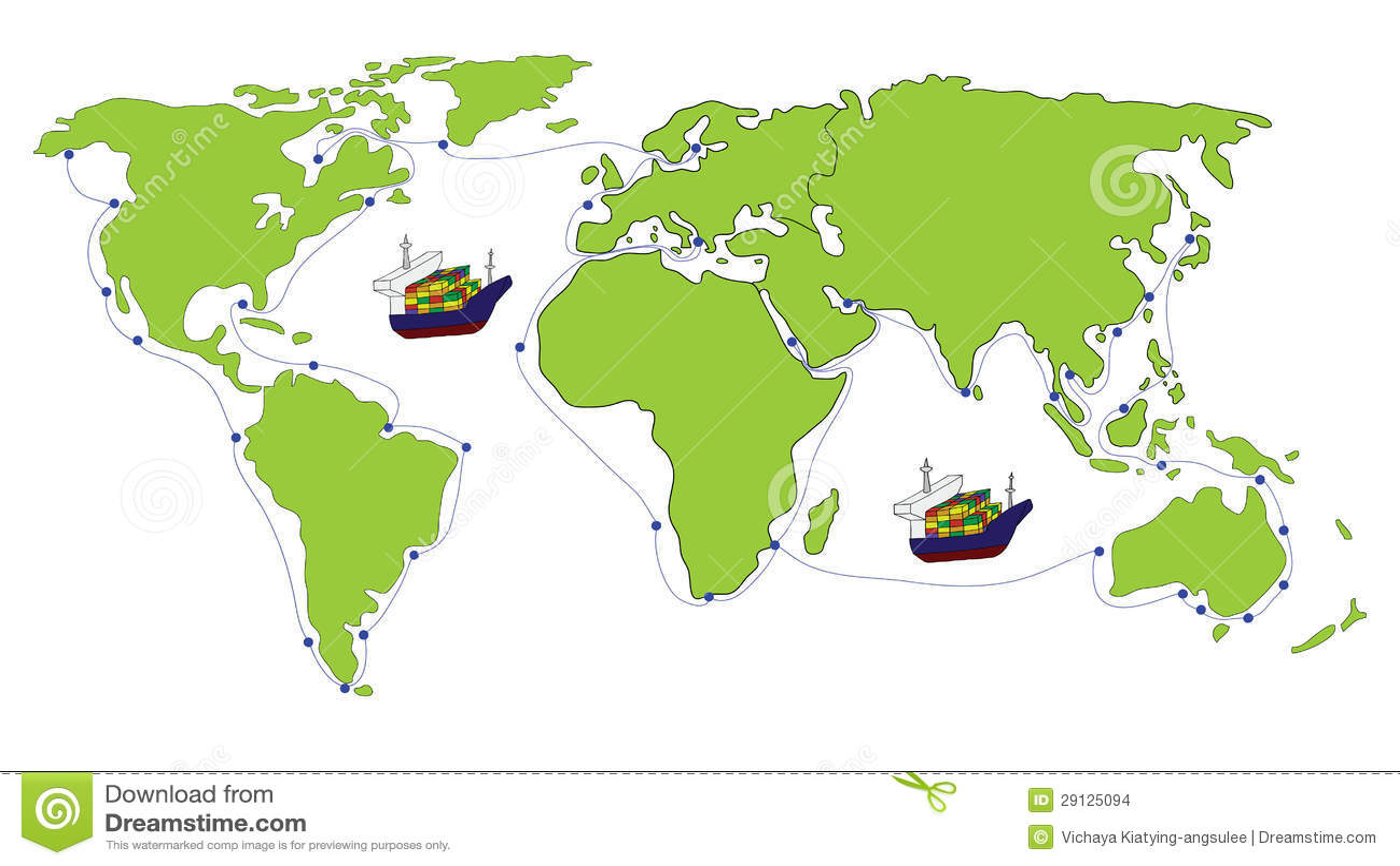 Frachtowy transport